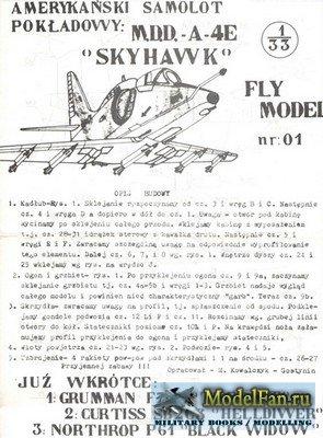 Fly Model 001 - A-4E Skyhawk