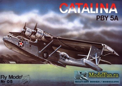 Fly Model 005 - PBY-5a Catalina