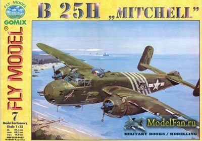 Fly Model 007 - B-25H Mitchell