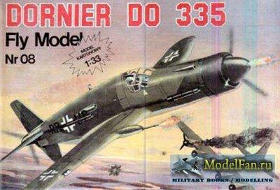Fly Model 008 - Dornier DO 335