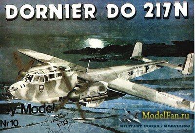 Fly Model 010 - Dornier Do 217N (a3)