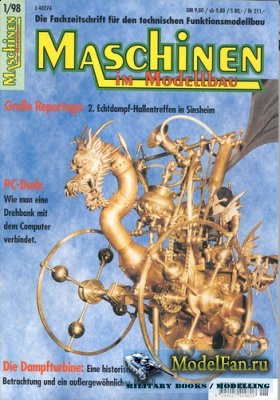 Maschinen Im Modellbau 1/1998