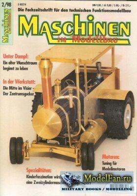 Maschinen Im Modellbau 2/1998