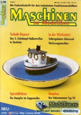 Maschinen Im Modellbau 2/1999