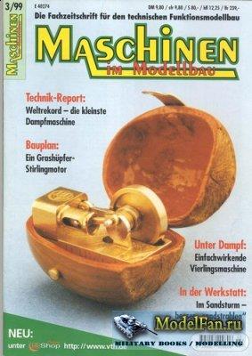 Maschinen Im Modellbau 3/1999