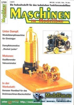 Maschinen Im Modellbau 1/2000