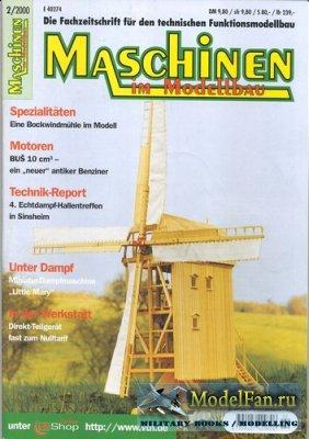 Maschinen Im Modellbau 2/2000
