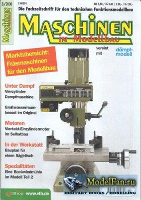 Maschinen Im Modellbau 3/2000