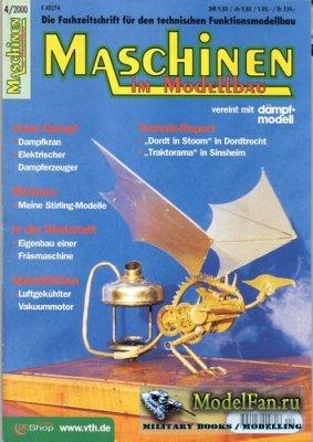 Maschinen Im Modellbau 4/2000
