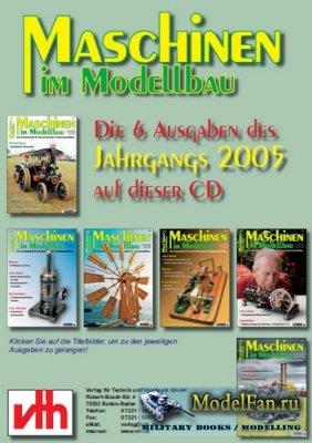 Maschinen Im Modellbau 1-6/2005