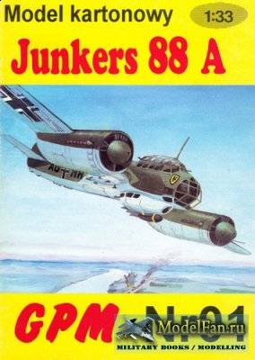 GPM 001 - Junkers 88A
