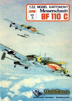 GPM 003 - Messerschmitt BF 110C
