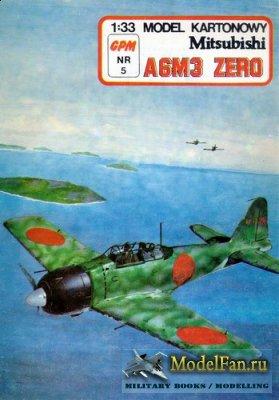 GPM 005 - Mitsubishi A6M3 Zero