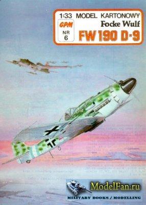 GPM 006 - Focke Wulf FW190 D-9