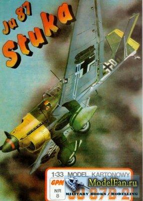 GPM 008 - Junkers Ju 87B-2 Stuka