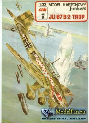 GPM 009 - Junkers Ju 87B-2 TROP