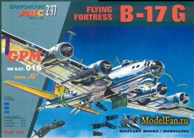 GPM 016 - B-17G Flying Fortress