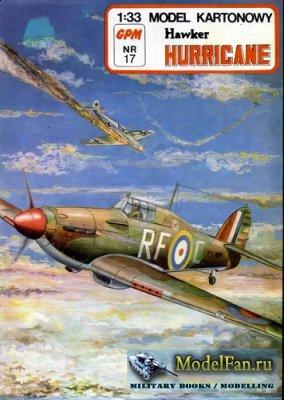 GPM 017 - Hawker Hurricane Mk.I