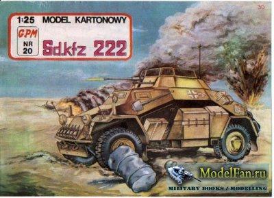 GPM 020 - SdKfz 222