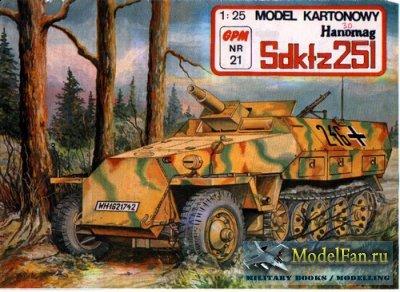 GPM 021 - Sdkfz 251 Hanomag