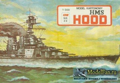 GPM 023 - HMS Hood