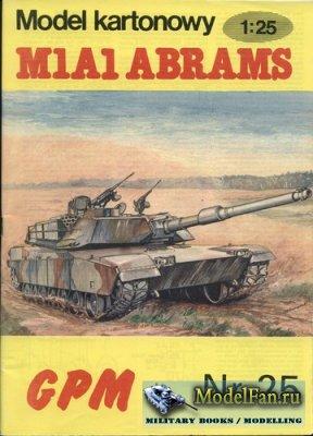 GPM 025 - M1A1 Abrams