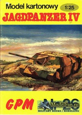 GPM 026 - Sd.Kfz.162 JagdPanzer IV