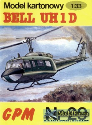 GPM 029 - Bell UH-1D Iroquois