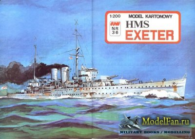 GPM 036 - HMS Exeter