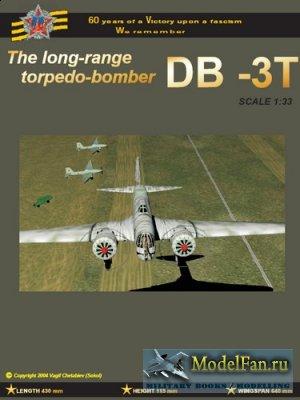 DB-3T Torpedo Bomber