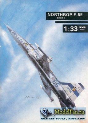 Design Models - Northrop F-5E Tiger II