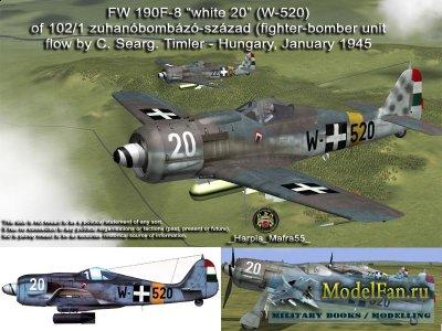 Digital Navy - Focke-Wulf Fw.190F-8
