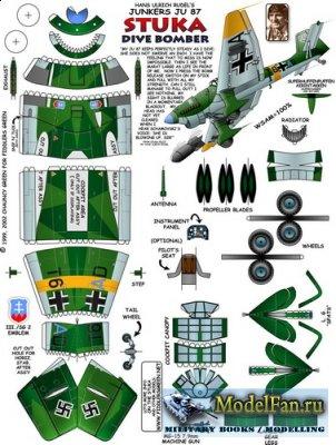Fiddlers Green - Junkers Ju 87G Stuka Dive Bomber