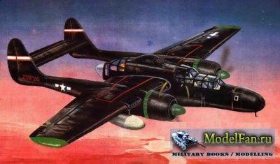 GreMir Model - Northrop P-61 Black Widow
