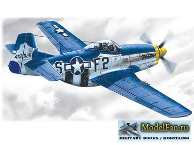 Izraeli Air Force - North American P-51 Mustang