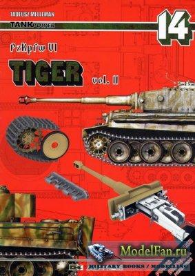 AJ-Press. Tank Power No.14 - PzKpfw. VI Tiger vol. 2