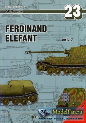 AJ-Press. Tank Power No.23 - Ferdinand & Elefant vol. 2