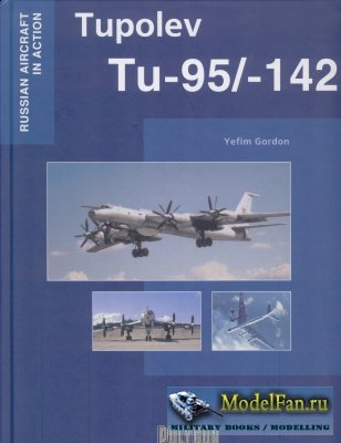 Polygon Press - Tupolev Tu-95/-142
