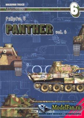 AJ-Press. Tank Power No.06 - PzKpfw. V Panther vol. 6