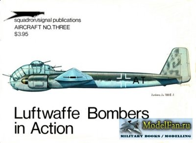 Squadron Signal (Aircraft In Action) 1003 - Luftwaffe Bombers