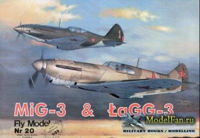 Fly Model 020 - Mig-3 & Lagg-3