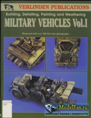 Verlinden Publications №1486 - Military Vehicles Vol.I