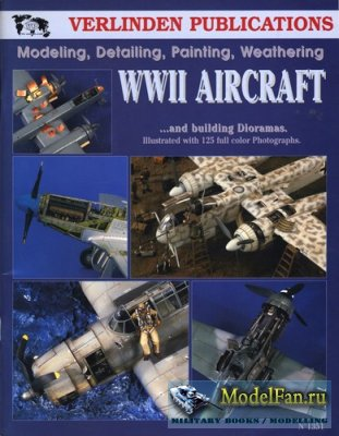 Verlinden Publications №1351 - WWII Aircraft Vol.I