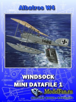 Windsock - Mini Datafile 1 - Albatros W4