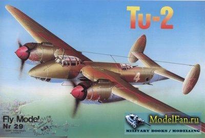 Fly Model 029 - Tu-2