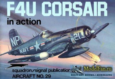 Squadron Signal (Aircraft In Action) 1029 - F4U Corsair