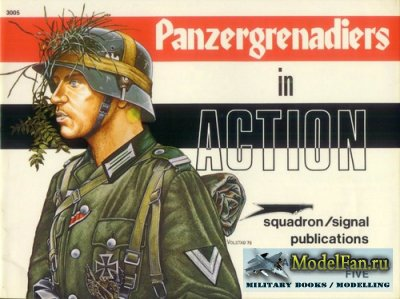 Squadron Signal (Combat Troops) 3005 - Panzergrenadiers