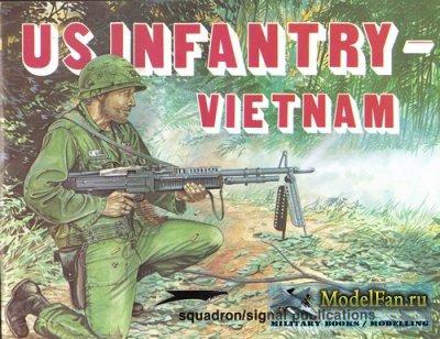 Squadron Signal (Combat Troops) 3006 - US Infantry Vietnam