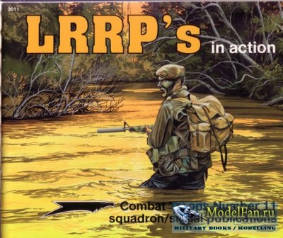 Squadron Signal (Combat Troops) 3011 - US LRRP's In Vietnam