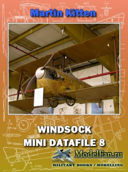 Windsock - Mini Datafile 8 - Martin Kitten